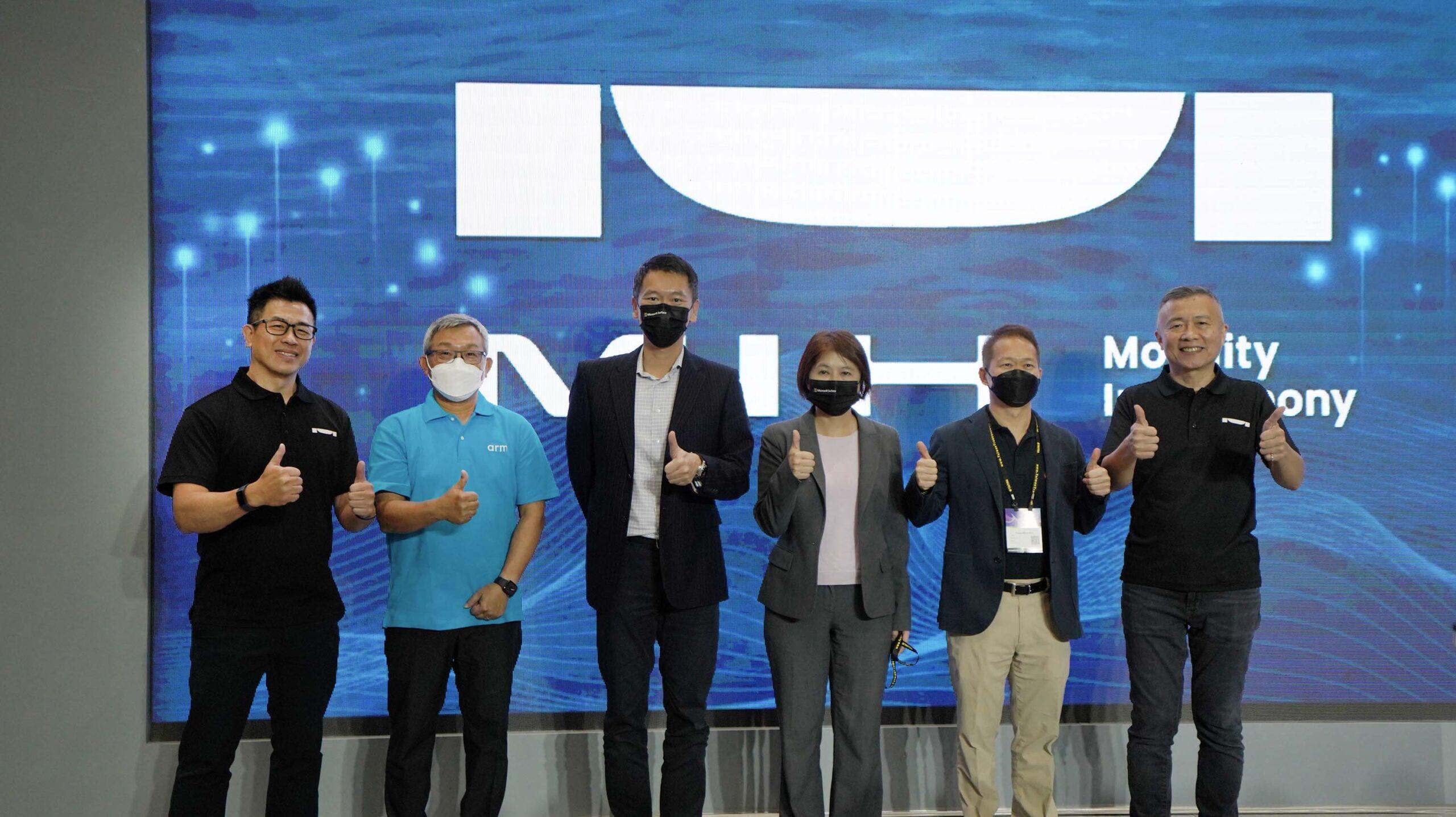 MIH正式推出Open EV Platform軟體平台,並宣布與Arm、微軟和趨勢科技達成結盟